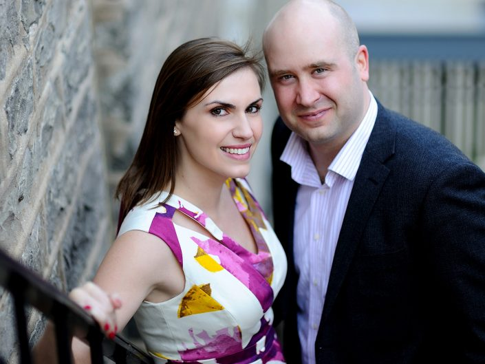 Ulana & David's Engagement