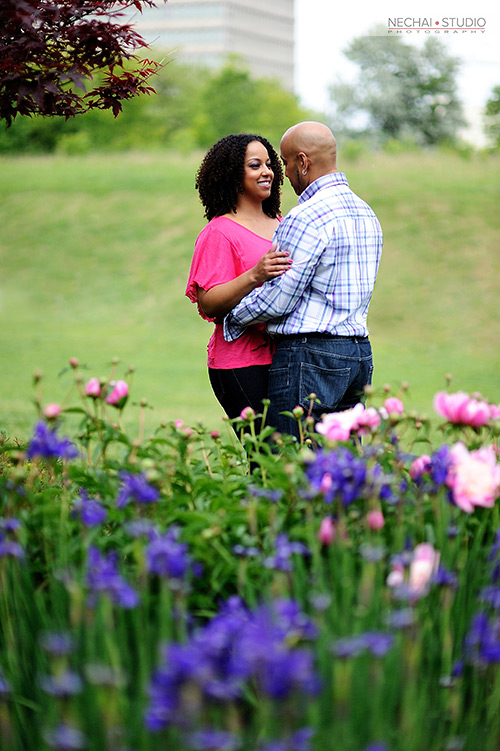 After-Improving engagement photos in Photoshop