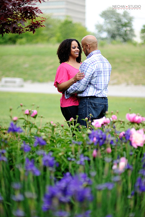 Before-Improving engagement photos in Photoshop