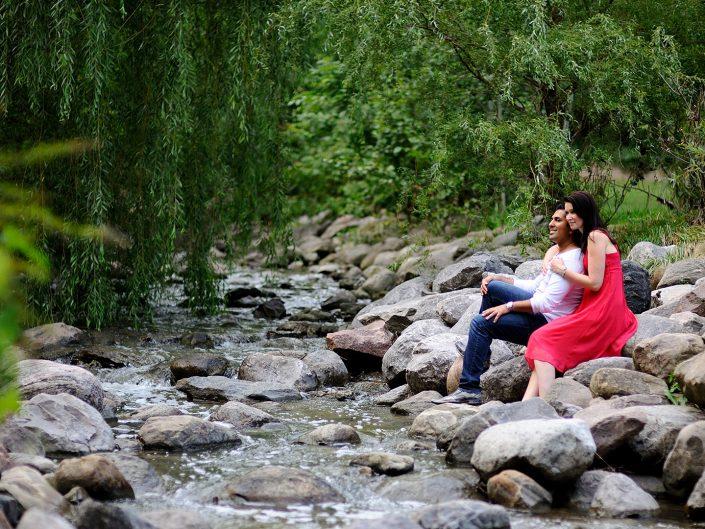 Stefanie & Moize's Engagement