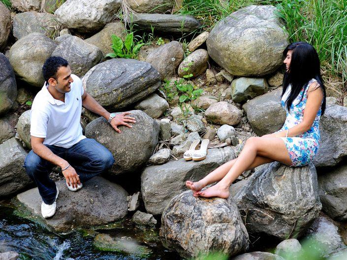 Nikki & Arun's Engagement