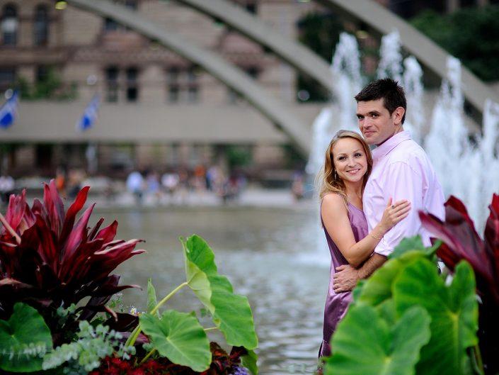 Olga & Ben's Engagement