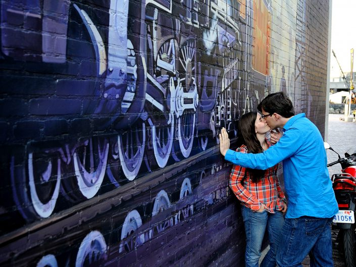 Samantha & James's Engagement